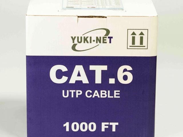 کابل  CAT6 UTP