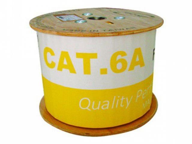 کابل CAT6A  F-FTP