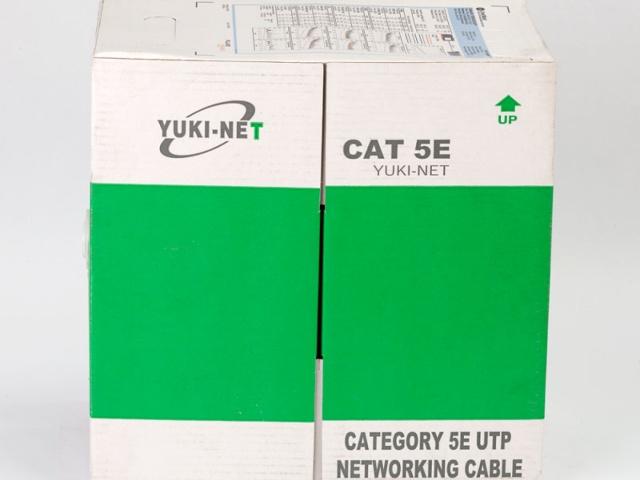 کابل  CAT5E UTP